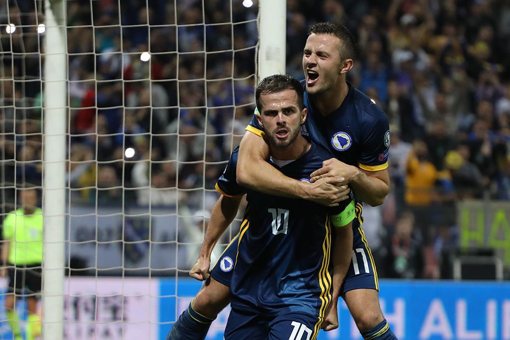 Obavljen je žrijeb baraža za Euro 2020, BiH domaćin u obje utakmice