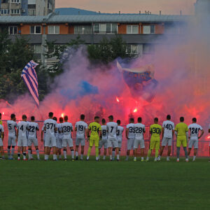 Foto: Armin Herić, FK Željezničar