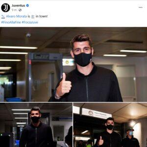 VIDEO Juventus zvanično predstavio Moratu