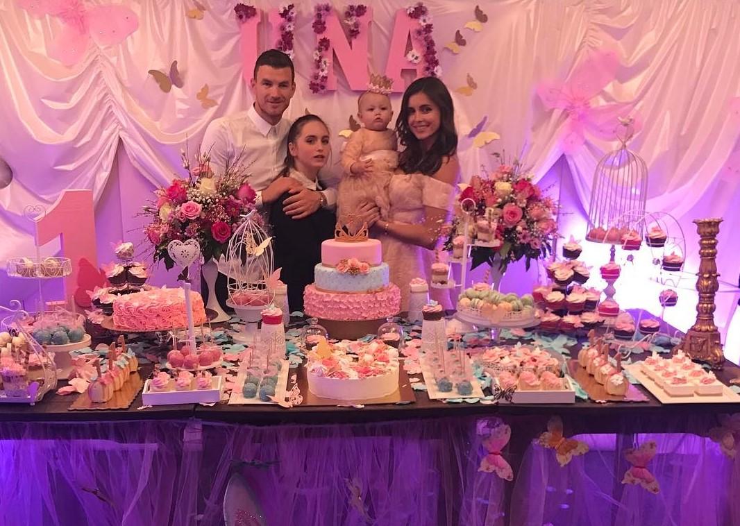 gluposti za rođendan FOTO) EDIN DŽEKO U SARAJEVU proslavio kćerkin prvi rođendan – BIH.ba gluposti za rođendan