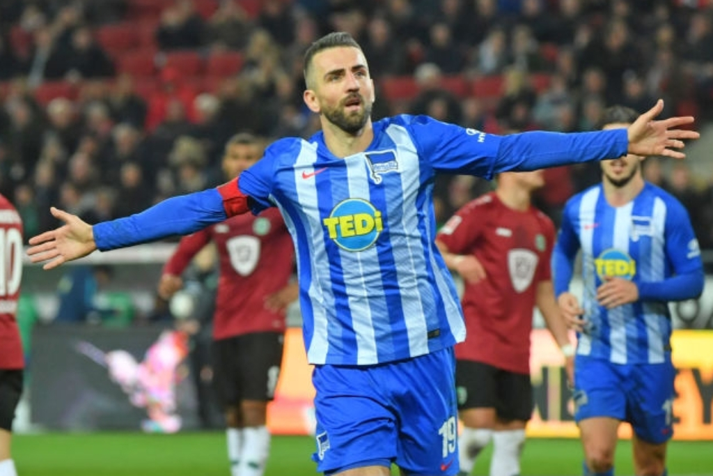 Ibisevic Hertha