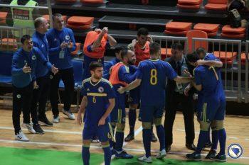 806f8bfac1 Iz tabora futsal reprezentacije BiH poručuju  Cilj nam je prvo mjesto u  grupi