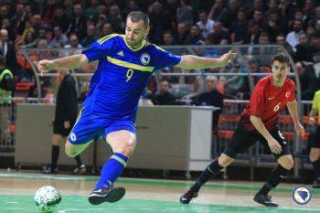 37c5b34f92 Futsal BiH deklasirala Tursku sa 7 2 i plasirala se u glavnu rundu  kvalifikacija za SP