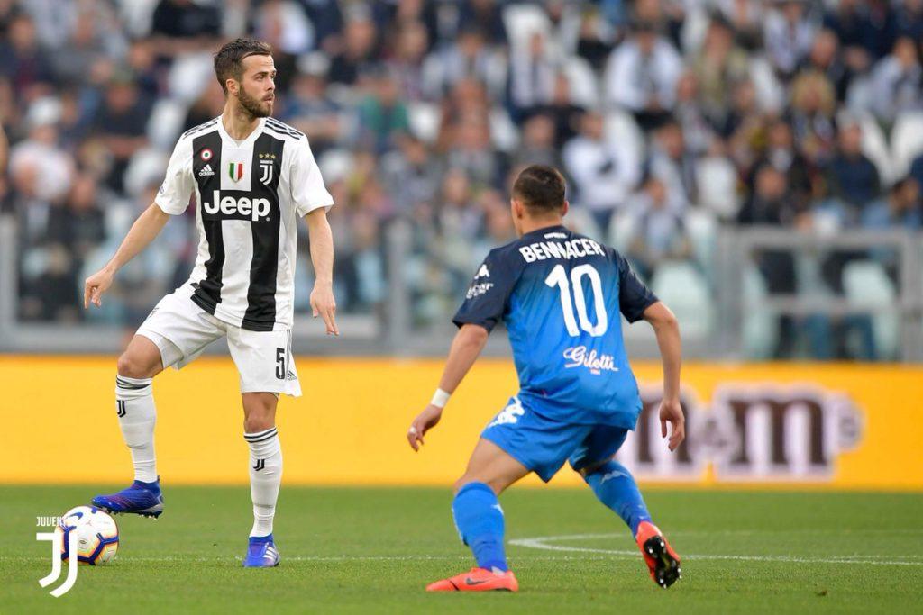 Minimalna pobjeda Juventusa nad Empolijem