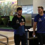 Prosinečki u hotelu u Atini obavio sastanak sa igračima uoči utakmice protiv Grčke