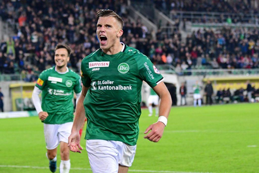 Ermedin Demirović je najbolji igrač švicarske lige u