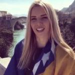 Naša prelijepa Amina Kajtaz iz Mostara čestitala Dan nezavisnosti BiH