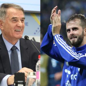 Duško Bajević ima novu ulogu za Miralema Pjanića