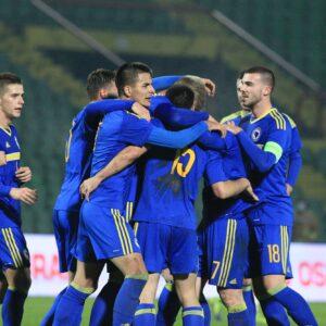 FOTO  U21 BiH zabila tri gola U21 Belgiji i pobijedila