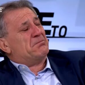 Zdravko Mamić zaplakao na FACE TV